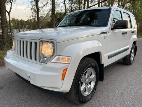 2010 Jeep Liberty for sale at Next Autogas Auto Sales in Jacksonville FL