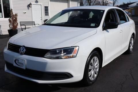 2014 Volkswagen Jetta for sale at Randal Auto Sales in Eastampton NJ