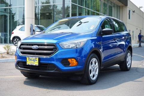 2018 Ford Escape for sale at Jeremy Sells Hyundai in Edmonds WA