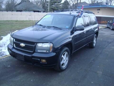 2006 Chevrolet TrailBlazer EXT for sale at MOTORAMA INC in Detroit MI