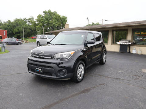 2017 Kia Soul for sale at Tom Roush Budget Westfield in Westfield IN