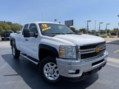 2013 Chevrolet Silverado 2500HD for sale at Integrity Auto Center in Paola KS