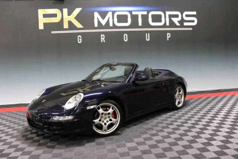 2006 Porsche 911 for sale at PK MOTORS GROUP in Las Vegas NV