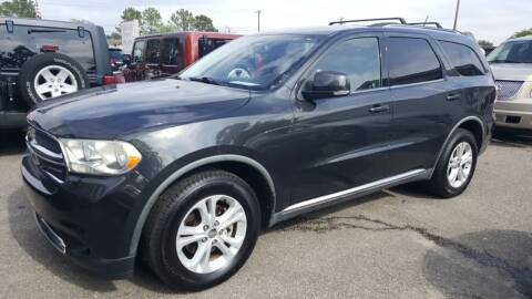 2011 Dodge Durango for sale at Rodgers Enterprises in North Charleston SC