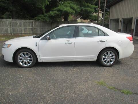 2011 Lincoln MKZ for sale at Home Street Auto Sales in Mishawaka IN