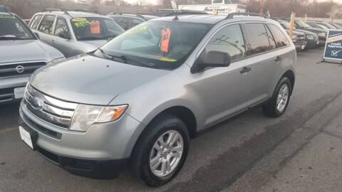 2007 Ford Edge for sale at Howe's Auto Sales in Lowell MA
