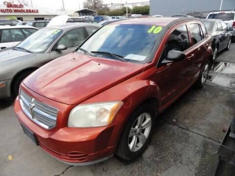 2010 Dodge Caliber for sale at Gridley Auto Wholesale in Gridley CA