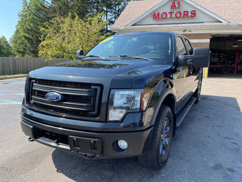 2014 Ford F-150 for sale at A 1 Motors in Monroe MI
