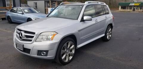 2010 Mercedes-Benz GLK for sale at Elite Auto Brokers in Lenoir NC