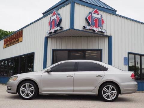 2014 Volkswagen Passat for sale at DRIVE 1 OF KILLEEN in Killeen TX