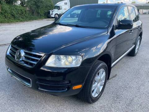 2006 Volkswagen Touareg for sale at Professionals Auto Sales in Philadelphia PA