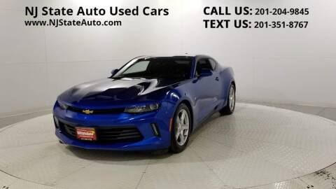 2018 Chevrolet Camaro for sale at NJ State Auto Auction in Jersey City NJ