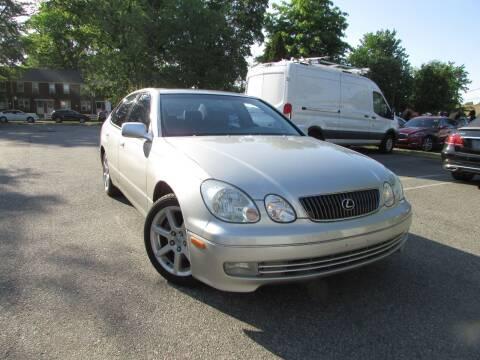2003 Lexus GS 430 for sale at K & S Motors Corp in Linden NJ