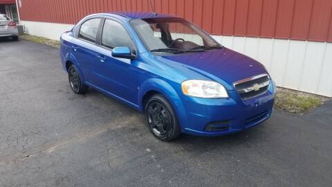 2009 Chevrolet Aveo for sale at North East Locaters Auto Sales in Indiana PA