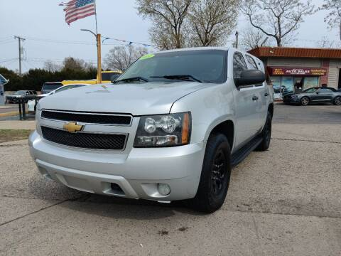 2011 Chevrolet Tahoe for sale at Lamarina Auto Sales in Dearborn Heights MI