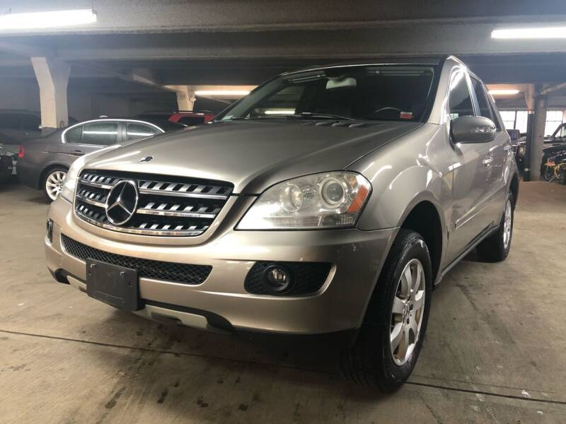 2007 Mercedes-Benz M-Class for sale at Concept Auto Group in Yonkers NY
