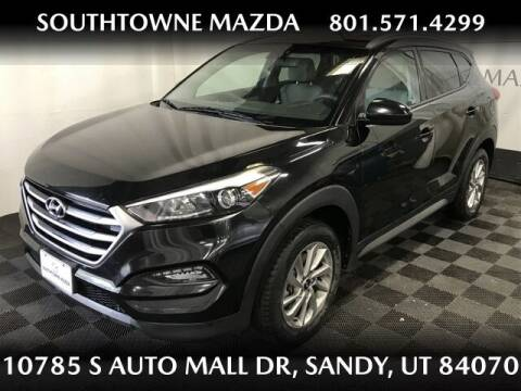 2017 Hyundai Tucson for sale at Southtowne Mazda of Sandy in Sandy UT