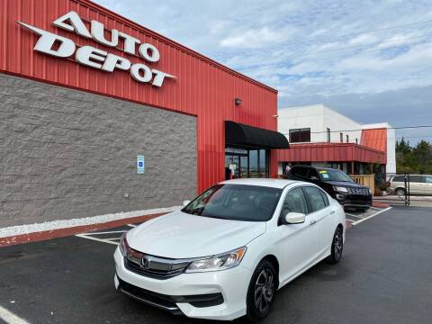 2017 Honda Accord for sale at Auto Depot of Smyrna in Smyrna TN