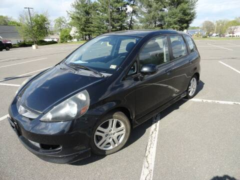 2007 Honda Fit for sale at TJ Auto Sales LLC in Fredericksburg VA