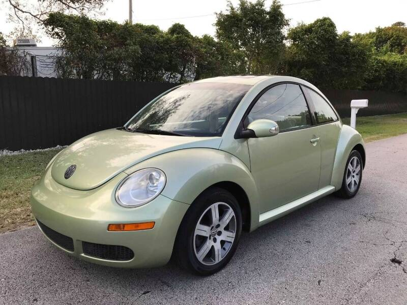 2006 Volkswagen New Beetle for sale at LA Motors Miami in Miami FL