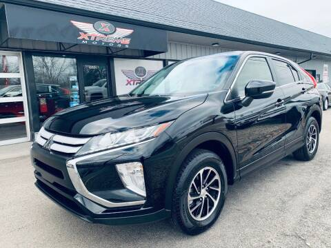 2020 Mitsubishi Eclipse Cross for sale at Xtreme Motors Inc. in Indianapolis IN