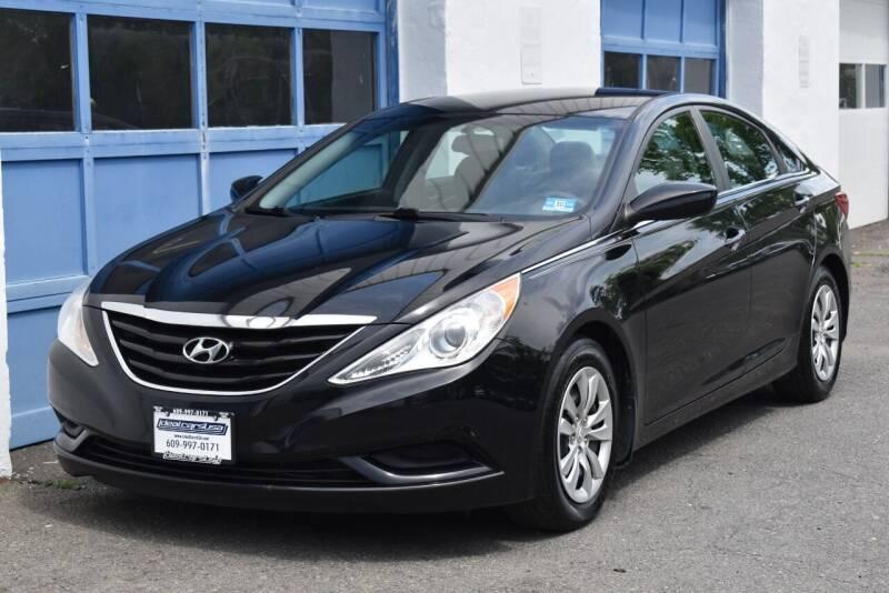 2012 Hyundai Sonata for sale at IdealCarsUSA.com in East Windsor NJ