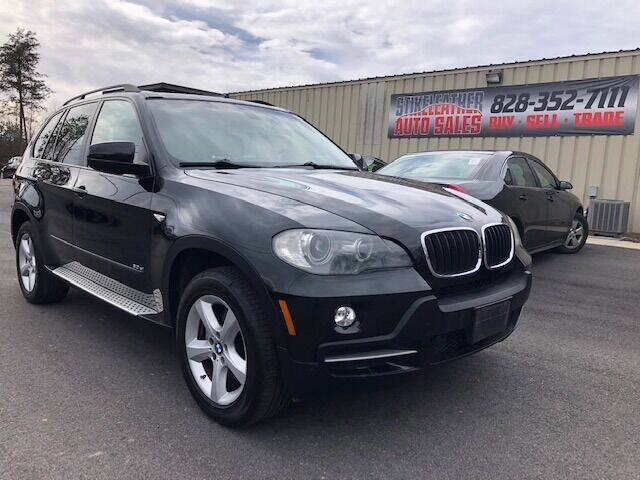 2008 BMW X5 for sale at Stikeleather Auto Sales in Taylorsville NC