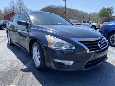 2014 Nissan Altima for sale at Tim Short Auto Mall 2 in Corbin KY
