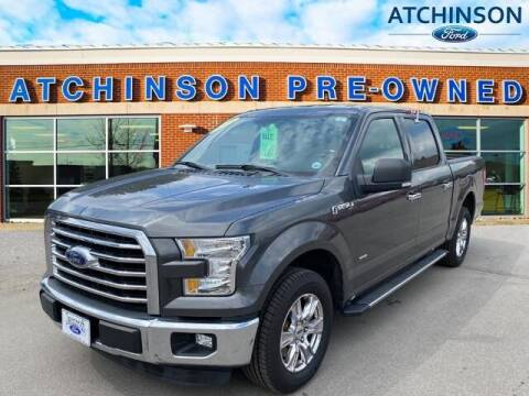 2015 Ford F-150 for sale at Atchinson Ford Sales Inc in Belleville MI