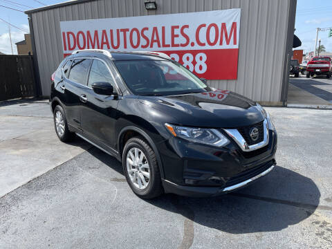 2020 Nissan Rogue for sale at Auto Group South - Idom Auto Sales in Monroe LA