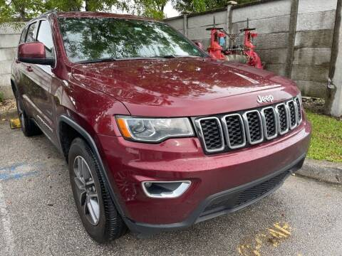 2019 Jeep Grand Cherokee for sale at DORAL HYUNDAI in Doral FL