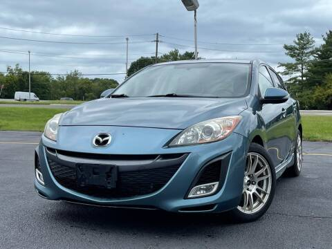 2010 Mazda MAZDA3 for sale at MAGIC AUTO SALES in Little Ferry NJ