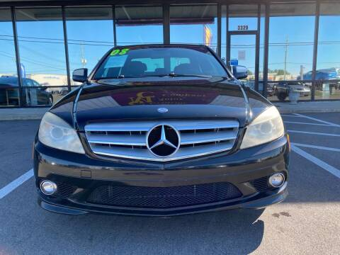 2008 Mercedes-Benz C-Class for sale at East Carolina Auto Exchange in Greenville NC