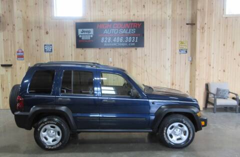 2007 Jeep Liberty for sale at Boone NC Jeeps-High Country Auto Sales in Boone NC