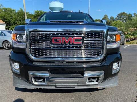 2018 GMC Sierra 3500HD for sale at iDeal Auto in Raleigh NC