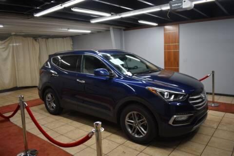 2017 Hyundai Santa Fe Sport for sale at Adams Auto Group Inc. in Charlotte NC