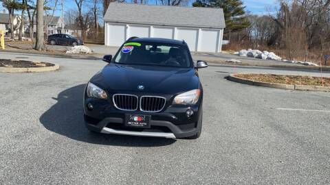 2013 BMW X1 for sale at Better Auto in South Darthmouth MA