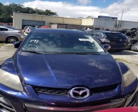 2010 Mazda CX-7 for sale at JacksonvilleMotorMall.com in Jacksonville FL