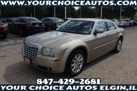 2008 Chrysler 300 for sale at Your Choice Autos - Elgin in Elgin IL