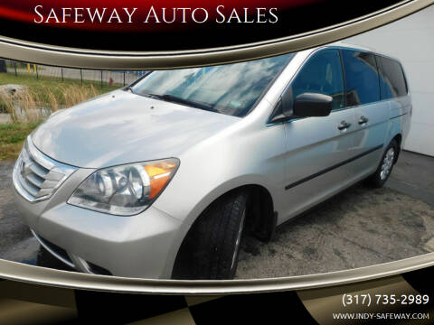 2008 Honda Odyssey for sale at Safeway Auto Sales in Indianapolis IN