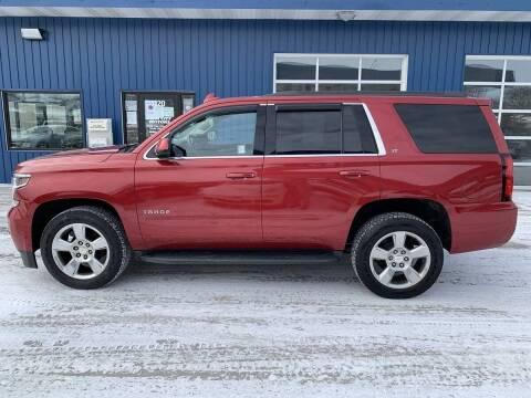 2015 Chevrolet Tahoe for sale at Twin City Motors in Grand Forks ND
