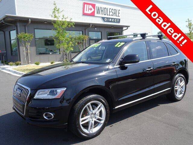 2017 Audi Q5 for sale at Wholesale Direct in Wilmington NC