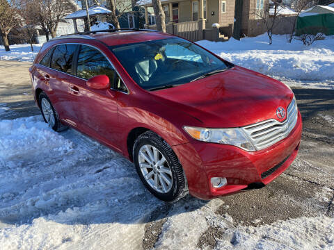 2009 Toyota Venza for sale at RIVER AUTO SALES CORP in Maywood IL