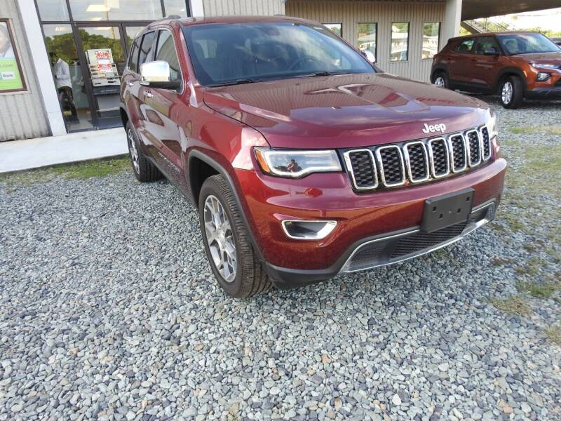 2020 Jeep Grand Cherokee for sale at Caribbean Auto Mart -C in St Thomas VI