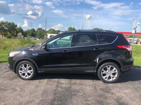 2013 Ford Escape for sale at Village Motors in Sullivan MO