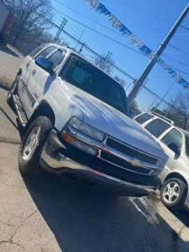 2001 Chevrolet Tahoe for sale at Car Barn of Springfield in Springfield MO