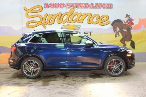 2018 Audi SQ5 for sale at Sundance Chevrolet in Grand Ledge MI