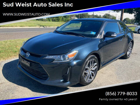 2015 Scion tC for sale at Sud Weist Auto Sales Inc in Maple Shade NJ