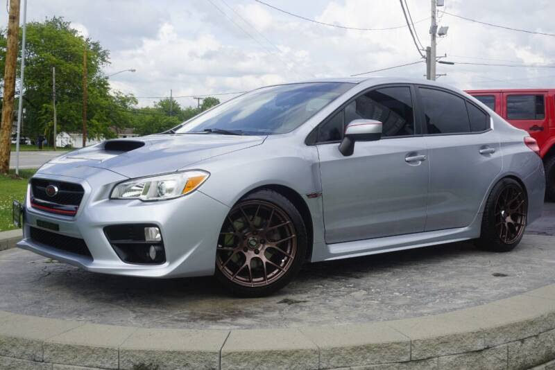2016 Subaru WRX for sale at Platinum Motors LLC in Heath OH