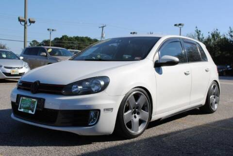 2014 Volkswagen GTI for sale at Shore Drive Auto World in Virginia Beach VA